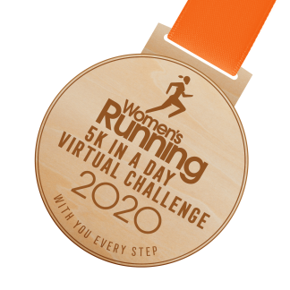 Women's Running - 5k in a day Challenge