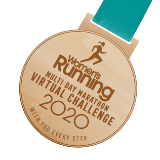 Women's Running - Multi day Marathon Challenge