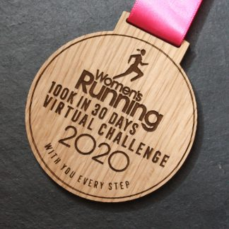 Women's Running - 100k in 30 days Challenge
